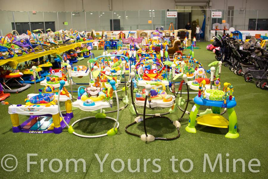 Huge Selection of Baby Equipment