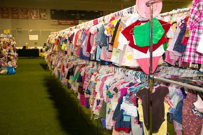 Clothing Size Newborn to 10/12